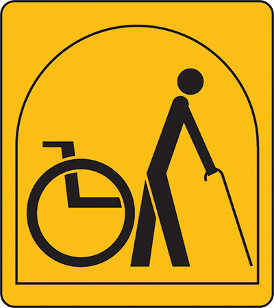Part time wheelchair users