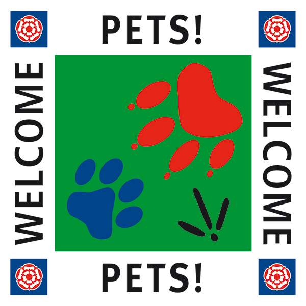 Visit England Pets Welcome